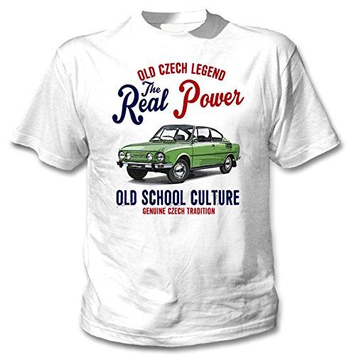 Old Czech Legend Skoda 110 R Coupe T-shirt