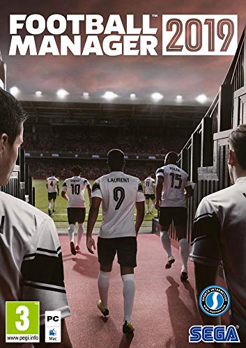 Football Manager 2019 PC-Spiel