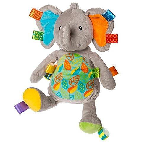 Mary Meyer 40183Taggies Little Feuille éléphant Peluche