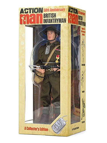 Image of Action Man 50th Anniversary Edition - British Infantryman