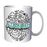 Éxito de inicio de negocios de finanzas 330 ml taza e323