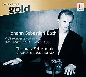 Violinkonzerte 1,2,d+G-Moll