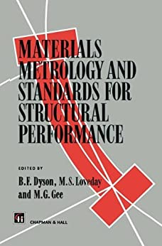 Descargar Torrent Paginas Materials Metrology and Standards for Structural Performance It PDF
