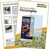 mumbi Panzerfolie HTC One M8/M8S Glasfolie Hartglas 9H