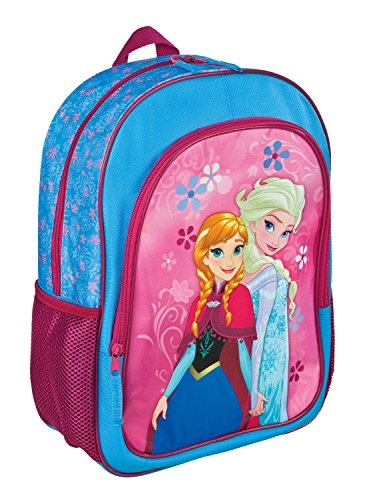 Undercover FRWD7804 - Kinderhandtasche Disney Frozen, ca. 33 x 23 x 10 cm Schulrucksack