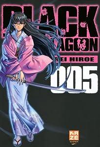 Black Lagoon Nouvelle édition Tome 5