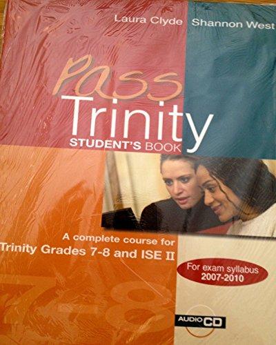 Pass trinity. Con CD Audio
