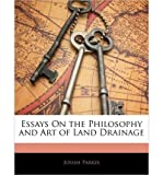 Essays on the Philosophy and Art of Land Drainage (Paperback) - Common