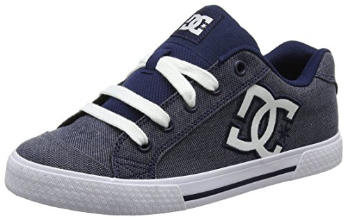 DC Shoes Chelsea TX Se, Sneakers Basses Femme