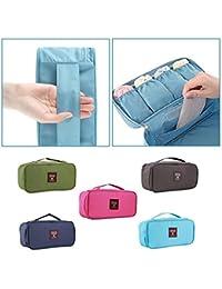 Bra Underwear Storage Bag Travel Bag Trip Handbag Luggage Traveling Bag Pouch Case Suitcase Space Saver Container...