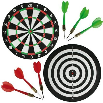 1-unibos-large-dartboard-double-sided-dart-board-with-6-darts-party-game-set-doink-it-limited-time-o