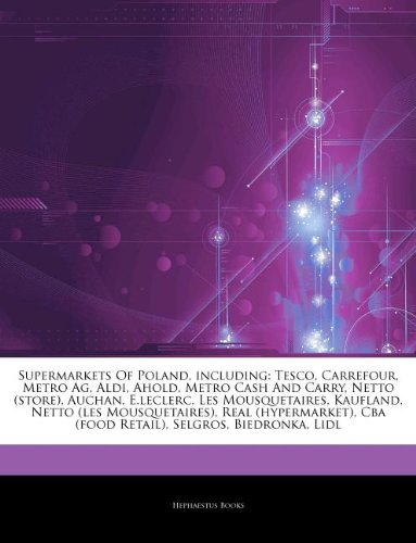 articles-on-supermarkets-of-poland-including-tesco-carrefour-metro-ag-aldi-ahold-metro-cash-and-carr
