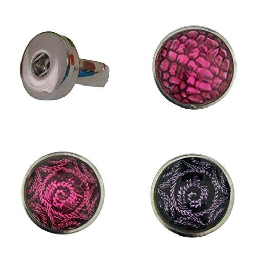 damenring-zu-clipper-mit-druckknopf-austauschbar-edelstahl-zopfmuster-rosa-violett-mit-marmor-rosa-g