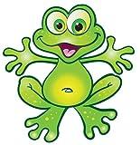 Autoaufkleber Sticker Lustiger Frosch Aufkleber