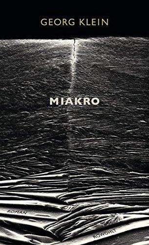Buchseite und Rezensionen zu 'Miakro' von Georg Klein