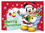 Undercover MICK8022 Adventskalender, Disney Mickey Mouse