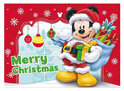 Undercover mick8022 Calendario de Adviento, Disney Mickey Mouse