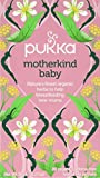 Pukka Organic Motherkind Baby Teabags, Pack of 4, 20-Count