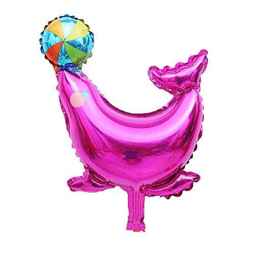 sourcingmap Fiesta de la boda globo de la hoja de la familia Festival Celebración Decoración