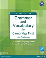 Grammar and Vocabulary for FCE 2nd Edition with key + access to Longman Dictionaries Online. Per le Scuole superiori