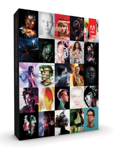 Adobe Creative Suite 6 Master Collection - Full Package (6 Suite Creative Adobe)