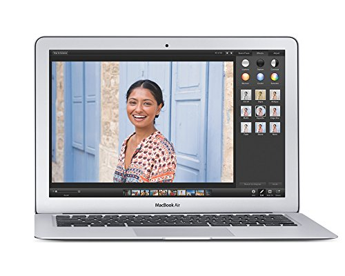 "Apple MJVG2Y/A_Z0RJ - Ordenador portátil de 13"" (procesador I5, tarjeta grafica Iris HD 6000, 4 GB de RAM, 256 GB de disco duro)"