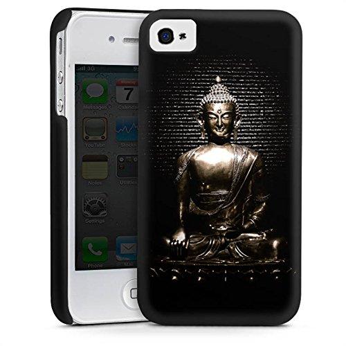 Apple iPhone SE Housse Outdoor Étui militaire Coque Statue Bouddha Bouddhisme Cas Premium mat