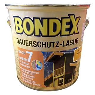 Bondex Dauerschutz-Lasur Ebenholz 2,50 l - 329932