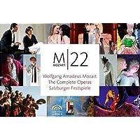 Wolfgang Amadeus Mozart - Mozart 22: Complete Box (33 DVDs)