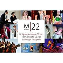 Wolfgang Amadeus Mozart - Mozart 22: Complete Box