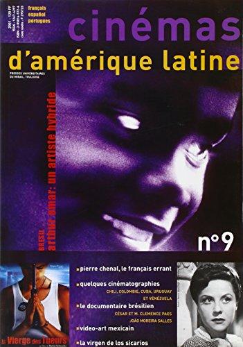 Cinémas d'Amérique latine, N° 9/2001 : par Collectif d'auteurs