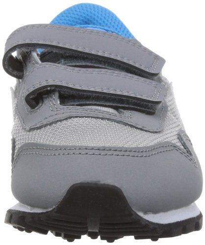 Nike Metro Plus, Peu garçon Multicolore - Mehrfarbig (White/Grey/Blue 014)