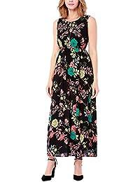 Amazon.it  vestiti donna eleganti da sera lunghi - Donna  Abbigliamento 166814dccd4