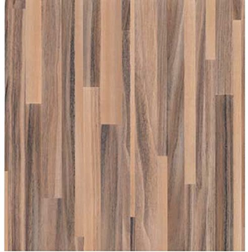 Klebefolie Holzdekor- Möbelfolie Palisander - 45 cm x 200 cm Selbstklebefolie mit Holz Motiv Elementen - dekorative selbstklebende Folie