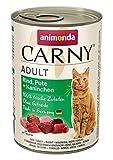 Animonda Carny Adult Mix2 – Katzenfutter, 12 x 400g - 5