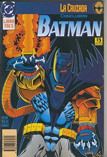 Batman especial: La Cruzada numero 1