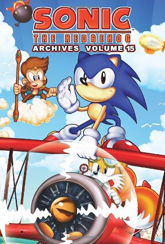 Sonic the Hedgehog archives. Volume 15