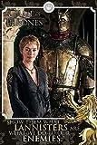 Spiel der Throne 'Cersei - Feinde' Maxi Poster,61 x 91.5 cm