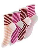 "8 Paar Kinder Socken ""Stripes"""