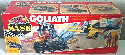 Goliath MASK vehicle toy