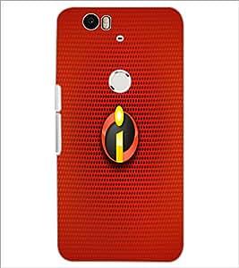 PrintDhaba GRANDbet I D-1618 Back Case Cover for HUAWEI NEXUS 6P (Multi-Coloured)
