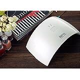 NILE Sun 9c : 24w SUN9c UV Nail Lamp Nail Dryer, Professional Nail Polish Machine For Curing Nail Gel Art Tools