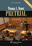 Pretrial, Eighth Edition (Aspen Coursebook Series) 8 Pap/Cdr by Thomas A. Mauet (2012) Paperback