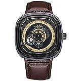 QRMH Men Es Watch Mechanical Watch Fashion Tr...Vergleich