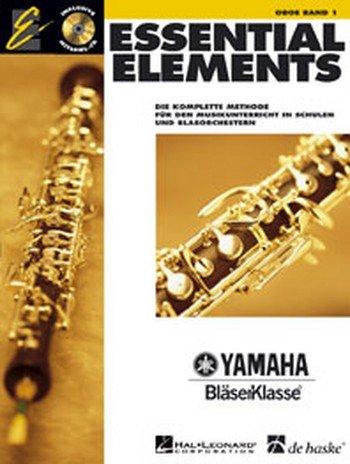 Essential Elements, für Oboe, m. 2 Audio-CDs