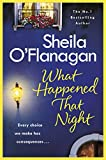 What Happened That Night: The page-turning holiday read by the No. 1 bestselling author only --- on Amazon