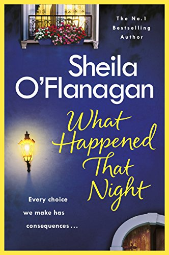 What Happened That Night: The page-turning holiday read by the No. 1 bestselling author (English Edition) par Sheila O'Flanagan
