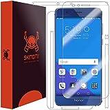 Skinomi TechSkin - Schutzfolie für Huawei Honor 8 - Vorder- und Rückseite