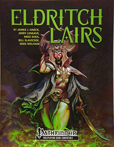 Eldritch Lairs (PFRPG) por James Haeck