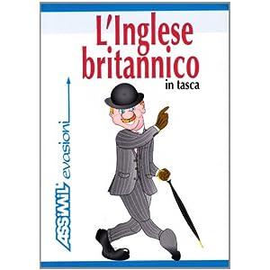 L'inglese britannico in tasca